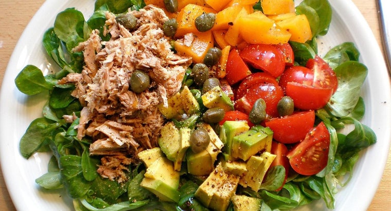 Where Can You Find Low-Fat Tuna Salad Recipes?