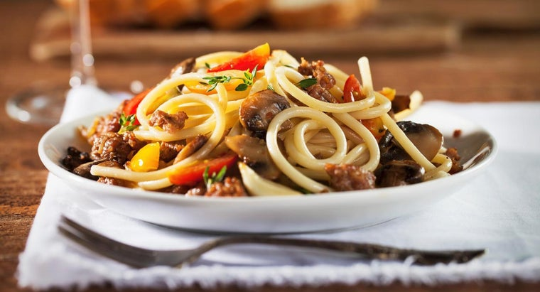 What Is a Good Pasta and Bean Recipe?