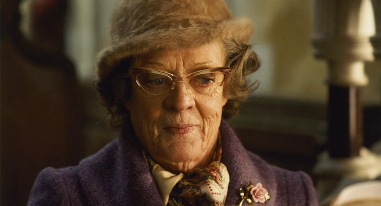 What Are Some Maggie Smith Films?