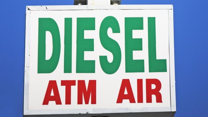 Where Can You Find a Map of Diesel Fuel Prices?