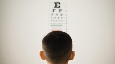 How Do You Use a Standard Eye Exam Chart?