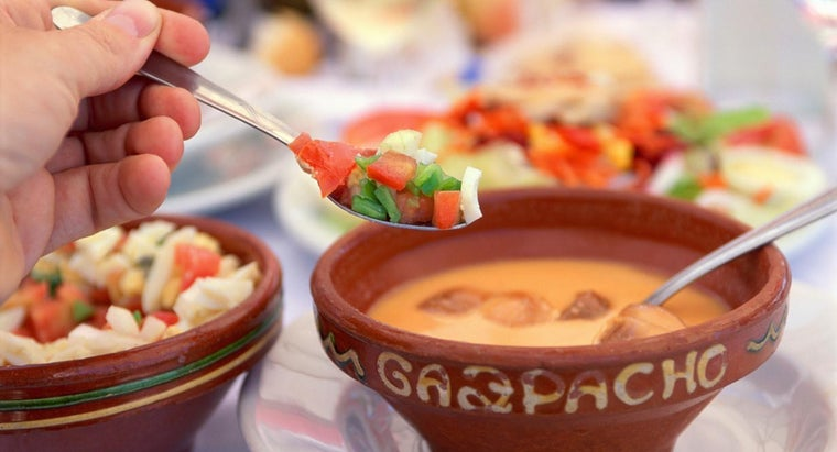 What Are Some Good Recipes for Gazpacho Soup?