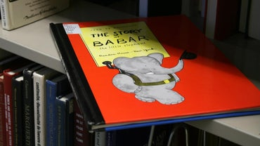 Who Are Some Well-Known Authors of Children's Books?