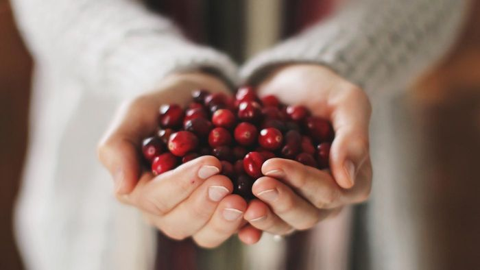 How do cranberries affect urinary health?