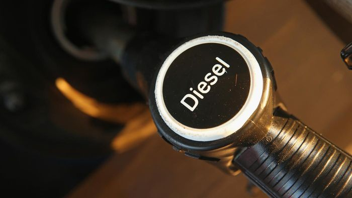 Does Gas Buddy publish diesel prices?