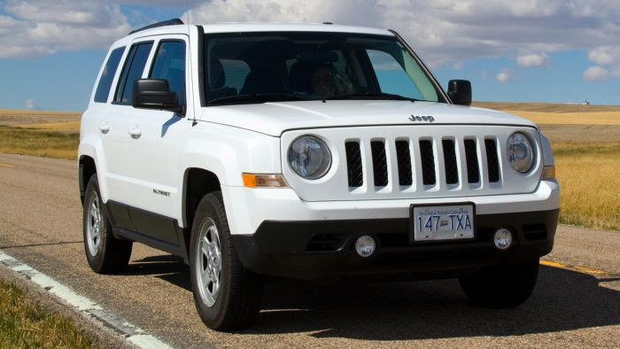 What Are the Common Problems With the Jeep Patriot?