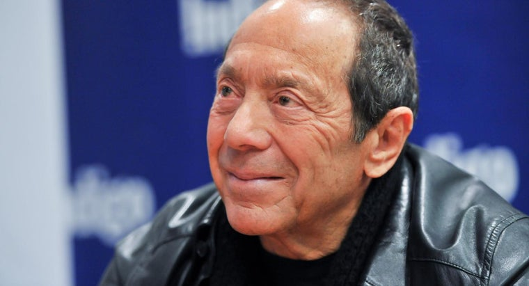 What Are Some of Paul Anka's Well-Known Songs?
