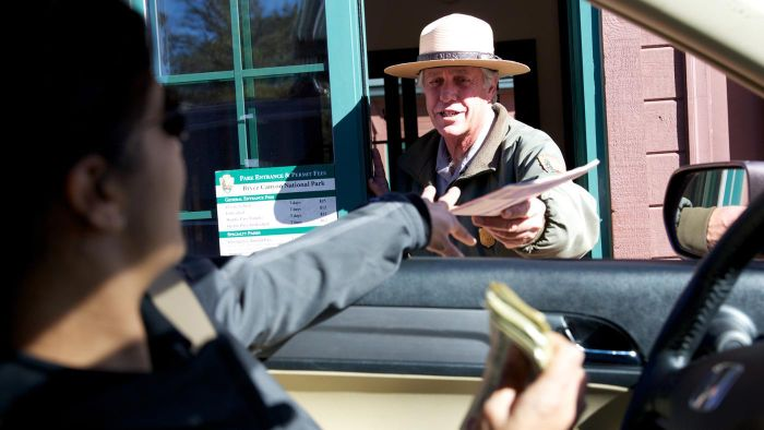 How Do You Find U.S. Forest Service Offices?