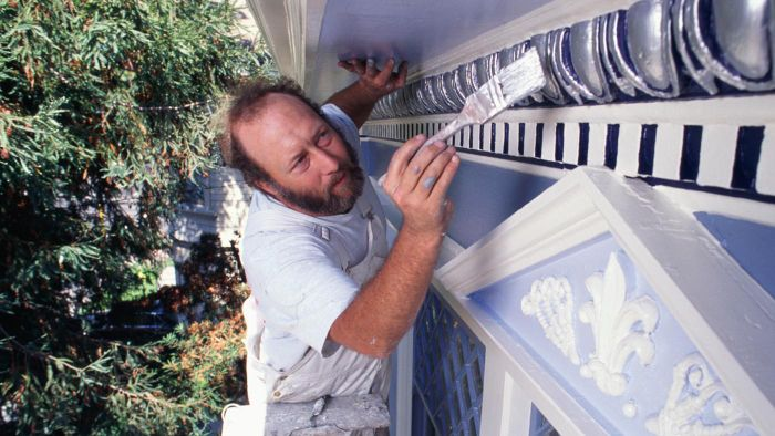 What Is the Maximum Recommended Temperature for Exterior Paint?