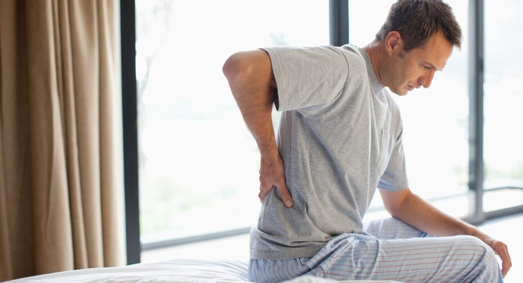 How Do You Get Relief From Back Spasms?