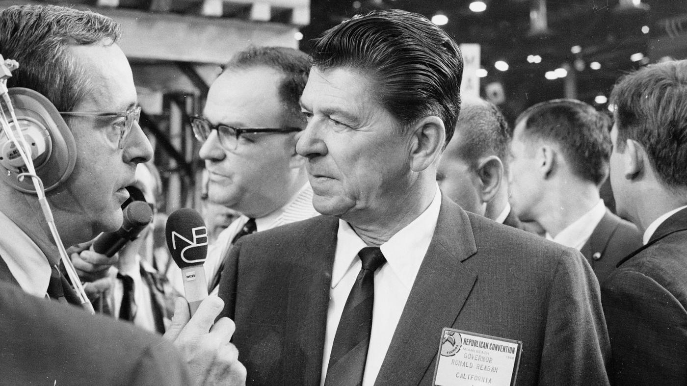 What Were Some Highlights of Ronald Reagan's Life?