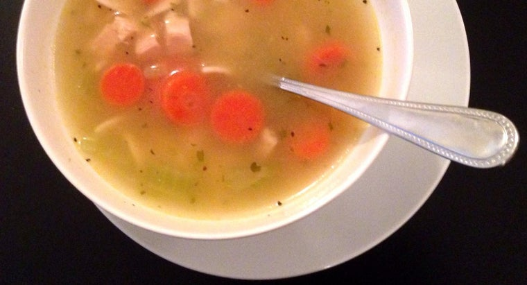 What Are Some Delicious Soup Recipes?