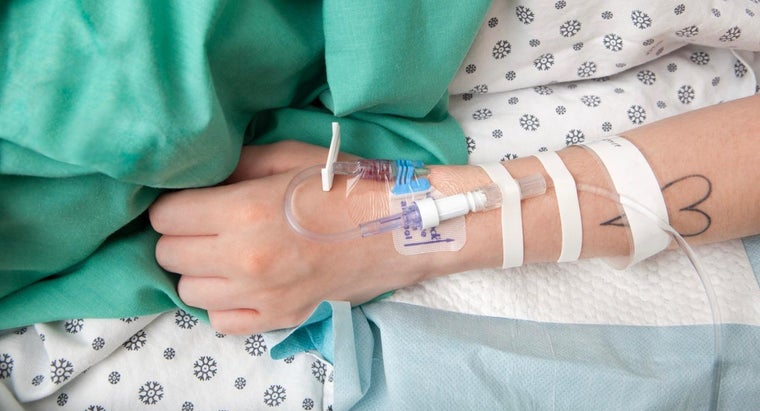 What Is an Iron Infusion?
