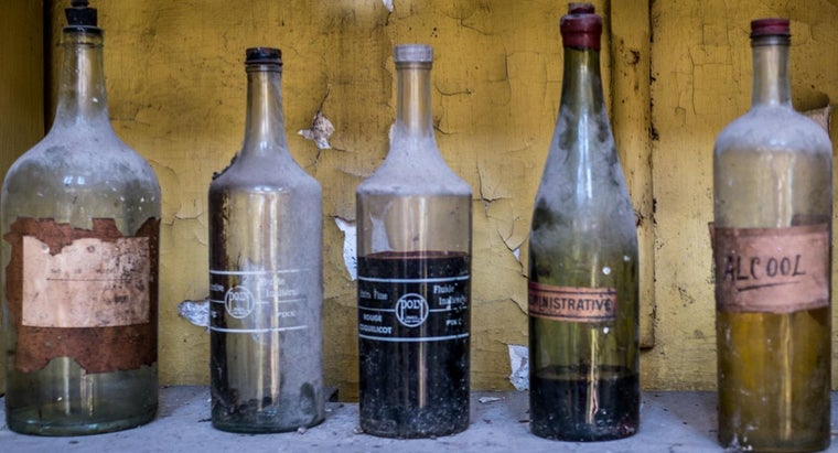 How Do You Find the Age of Old Bottles?