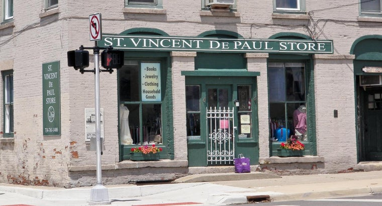 What Items Can You Donate To St Vincent De Paul