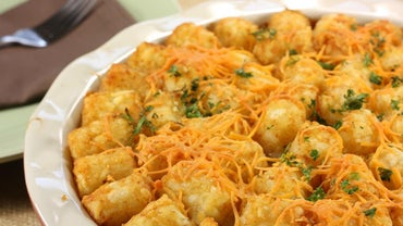 What Side Dishes Go Well With Tater Tot Casserole?