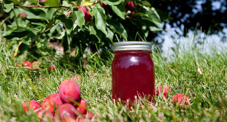 What Is a Good Recipe for Crab Apple Jelly?