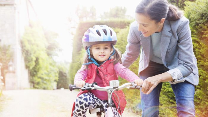 How Can You Ensure a Child's Helmet Fits Right?