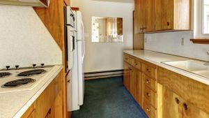 What Are Examples of Small Kitchen Layouts?
