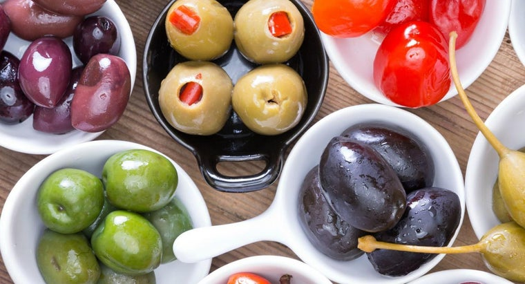 How Do You Cure Olives at Home?