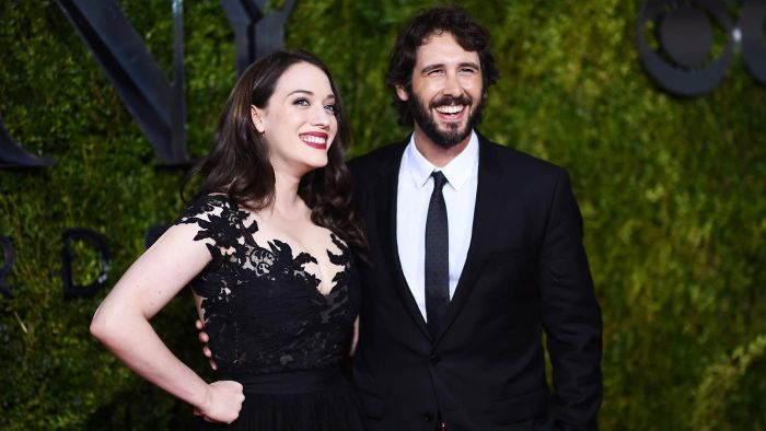 Who is Josh Groban dating?