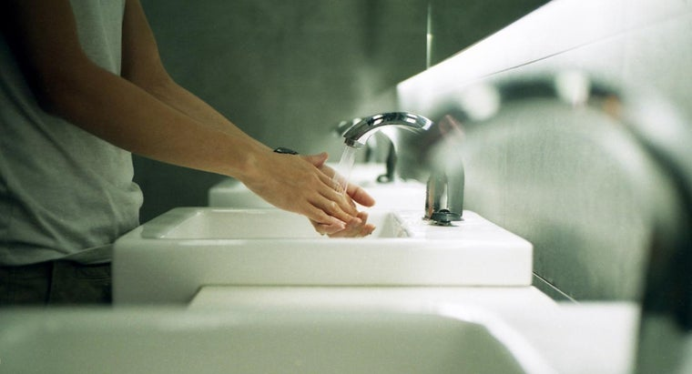 Where Should You Display a CDC Hand-Washing Poster?