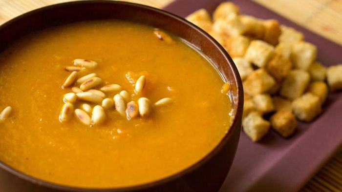 Where Can You Find Easy Carrot Soup Recipes?