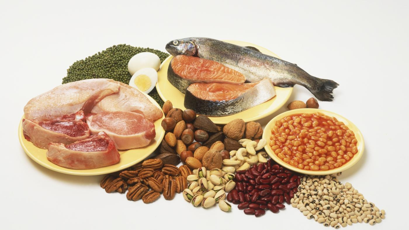 What Is the Eating Plan for a Healthy Protein Diet?