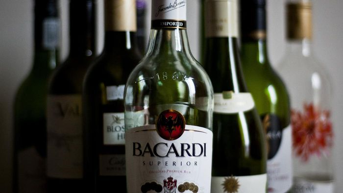Is Bacardi white rum right for a Jamaican rum cake recipe?