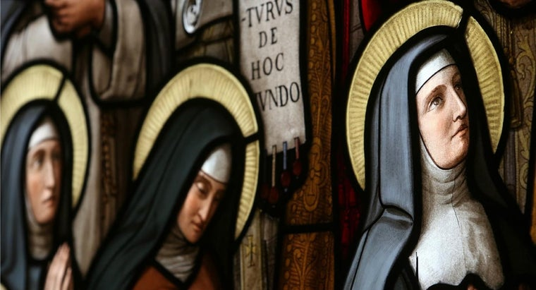 What Are Some Common Female Saint Names Used for Confirmation?
