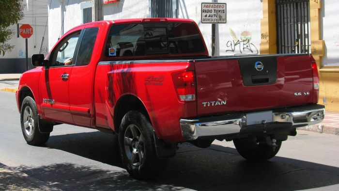 What Are Some Nissan Vehicles With High Towing Capacities?