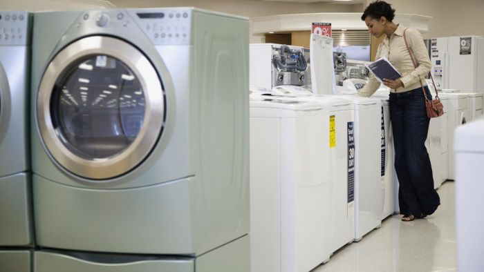 Which Store Sells Dryers for the Best Price?