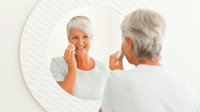 What Is Some Highly-Rated Foundation Make-up for People Over Age 60?