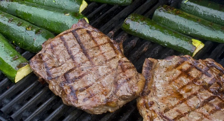 Where Can You Find the Recipe for Bobby Flay's Steak Marinade?