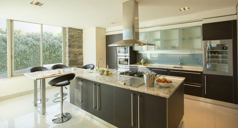 What Are Some Kitchen Design Trends?