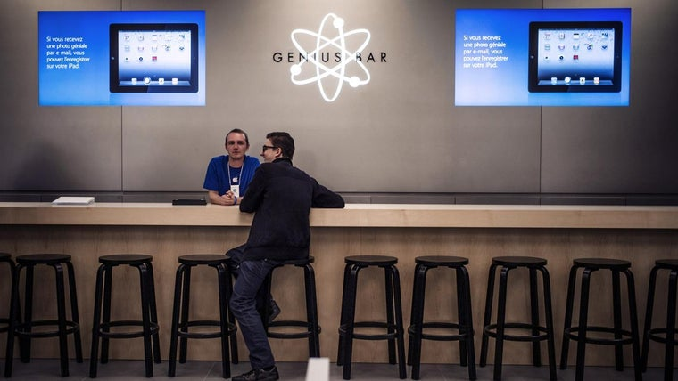 how to cancel a genius bar appointment