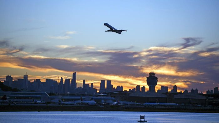 Which trains can get you to LaGuardia Airport?