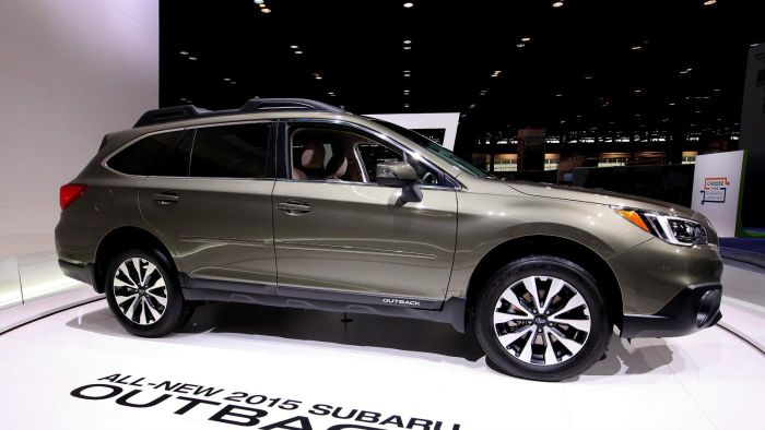 What Are the Specifications for the 2015 Subaru Outback?