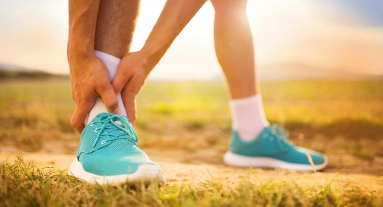 What Are Some Good Exercises to Strengthen Weak Ankles?