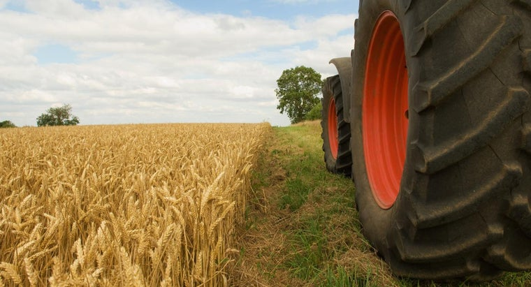 Where Can You Find a Tractor Tire Size Chart?
