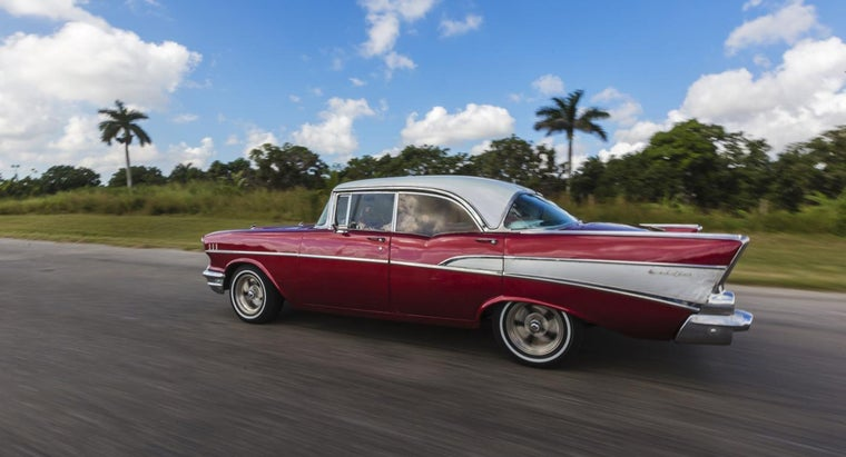 Where Can You Buy a Used Classic Car?