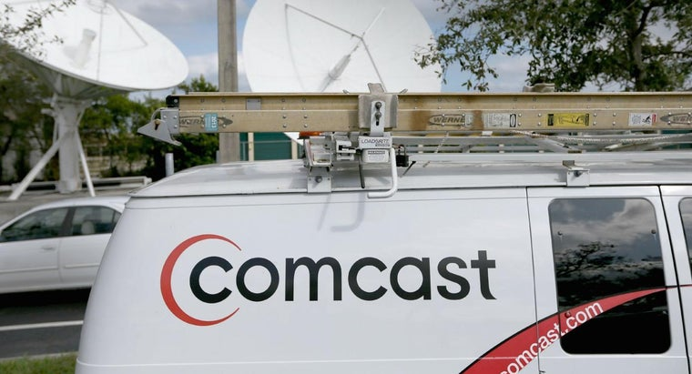 What Types of Cable Modems Does Comcast Offer?