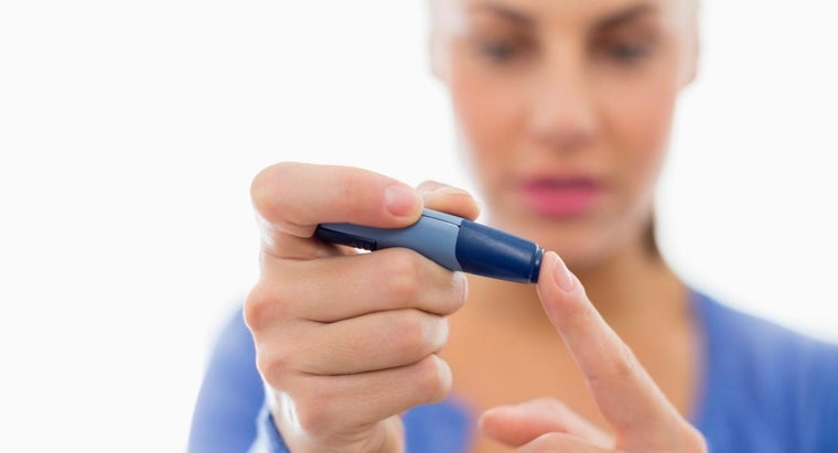 What Are Normal Numbers for a Diabetes Blood Test?