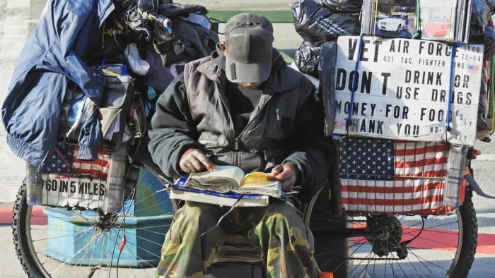 Where Can Homeless Veterans Find Assistance?