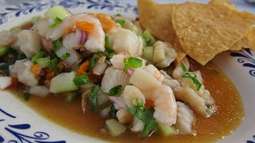 What Are Some Easy Recipes for Ceviche?