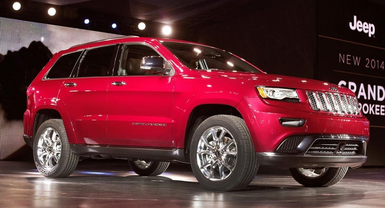 Where Are There Lists of Jeep Grand Cherokee Recalls?