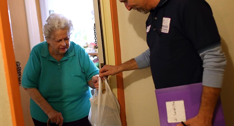 How Much Does a Meal Cost From Meals on Wheels?