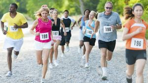 What Are Some Average Results for a 5K Run?