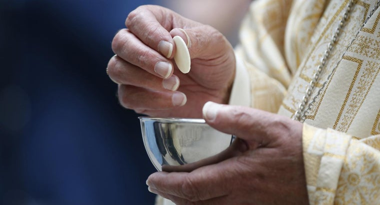 What Are Some Christian Communion Prayers?