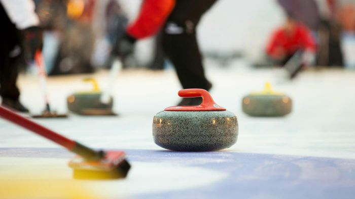 How Are the Teams Determined for the Grand Slam of Curling?